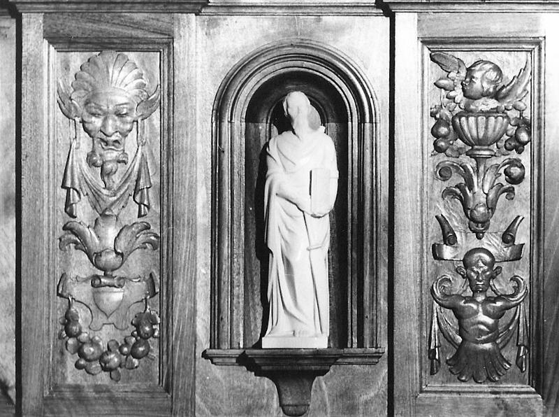 Capilla del paso con el Apóstol San Pablo
