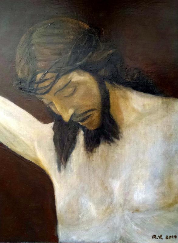 Santísimo Cristo de la Misericordia (2014)