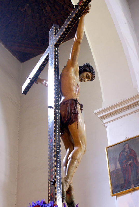 Santísimo Cristo de la Misericordia