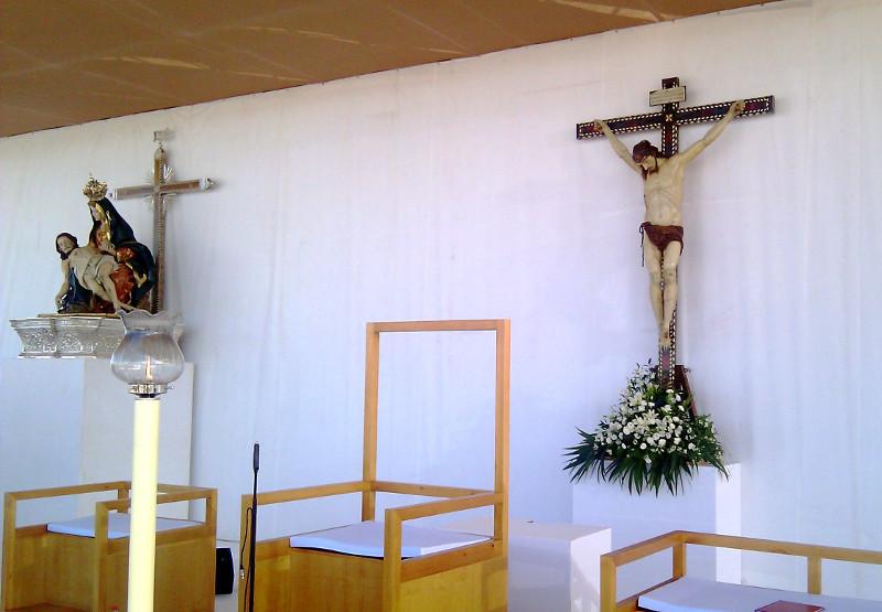 Beatificación de Fray Leopoldo de Alpandeire (2010)