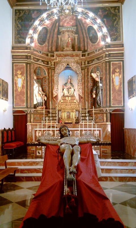 Cristo de la Misericordia en las Tomasas (2009)