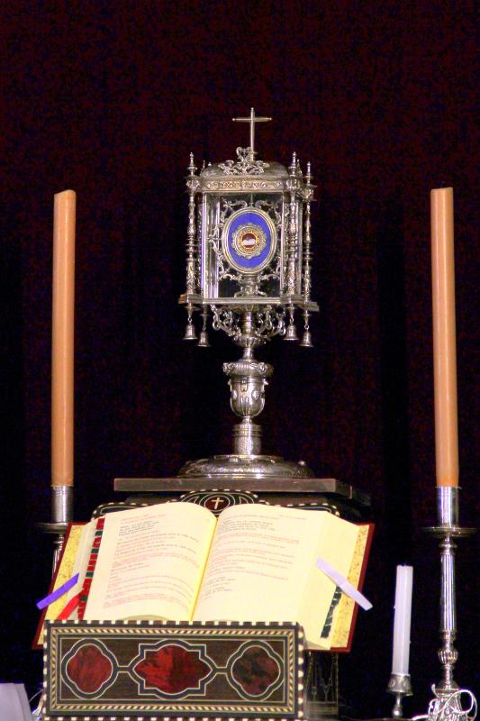 Relicario de San Juan de Dios