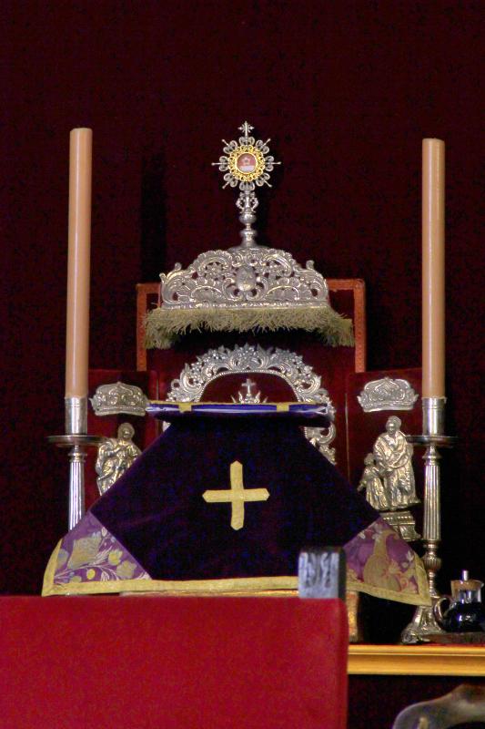 Relicario del Beato Leopoldo de Alpandeire